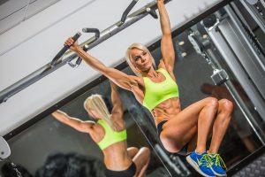 Leanne Hurst Leg Raise